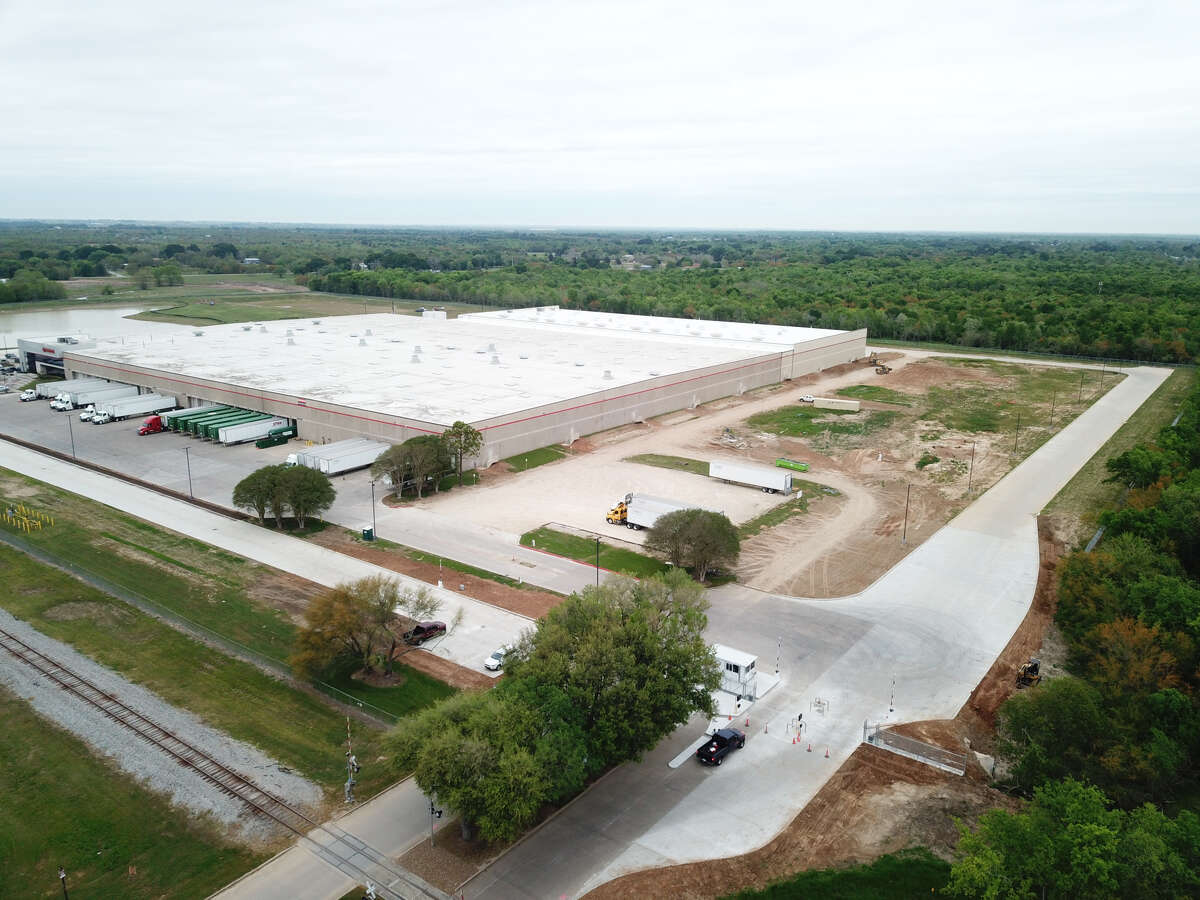 On Friday, May 31, Gulf States Toyota is celebrating the expansion of their Parts Distribution Center in Sealy.