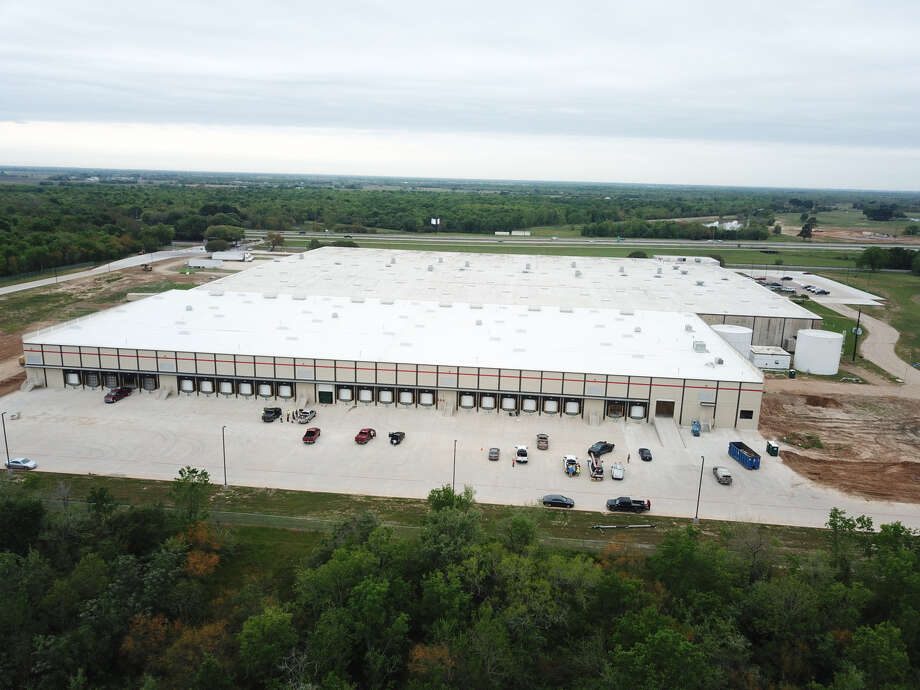 An expansion of the Gulf States Toyota's Parts Distribution Center increased the size of the facility by 40 percent to 426,000 square feet. The facility is at 5614 Interstate 10 in Sealy. Photo: Gulf States Toyota