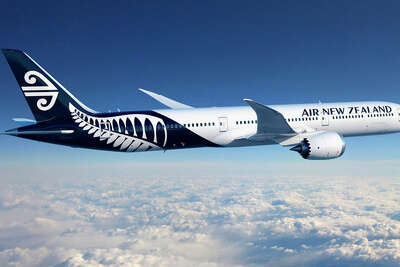 Air New Zealand is buying eight 787-10s to expand its international reach.