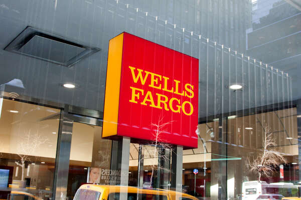 A Wells Fargo bank branch in New York on Jan. 5, 2018.
