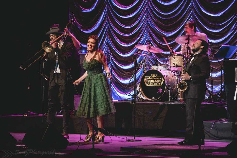 Postmodern Jukebox presents its introduction of modern music with its own interpretive twist at the Warner Theatre on June 21. Photo: Contributed Photo