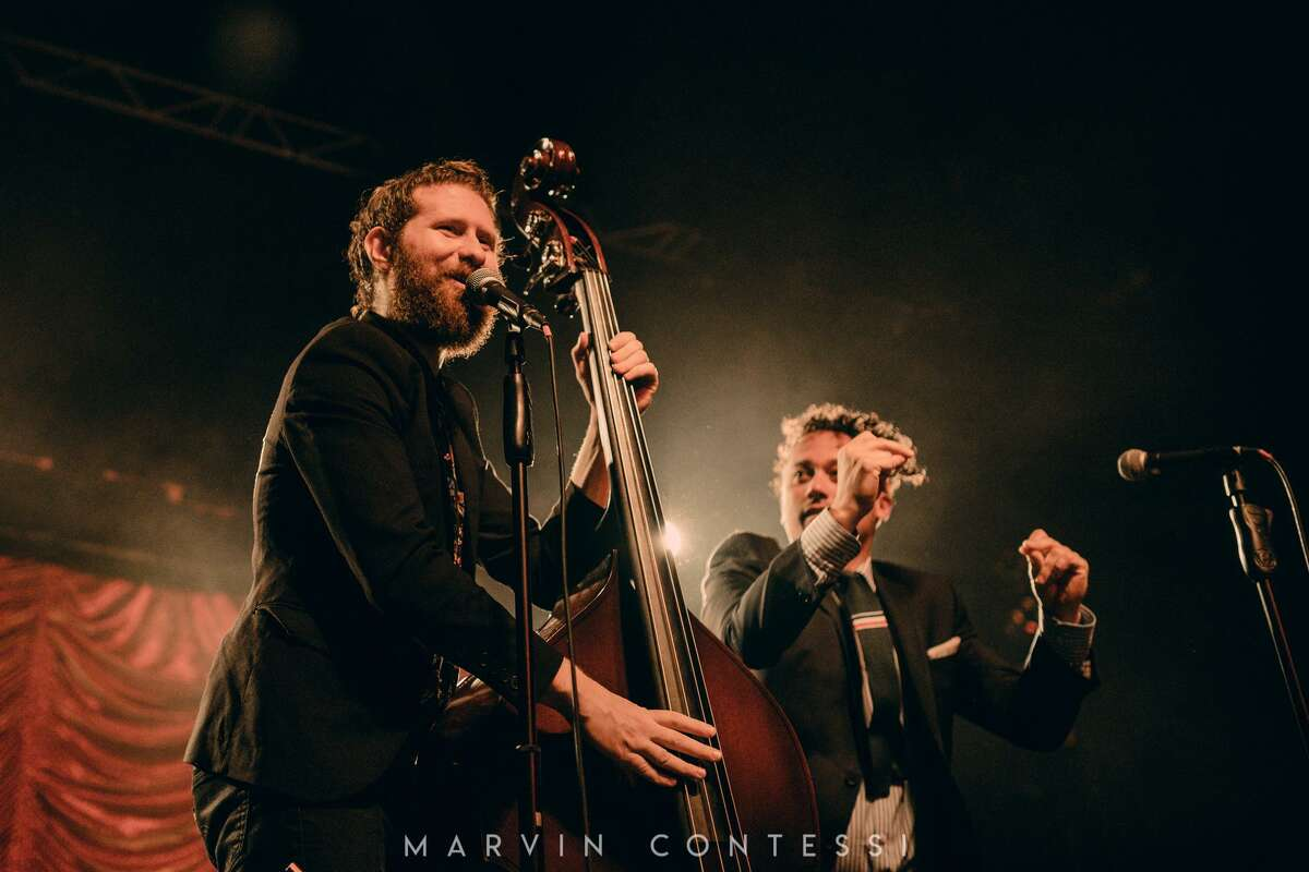 Postmodern Jukebox presents its introduction of modern music with its own interpretive twist at the Warner Theatre on June 21.