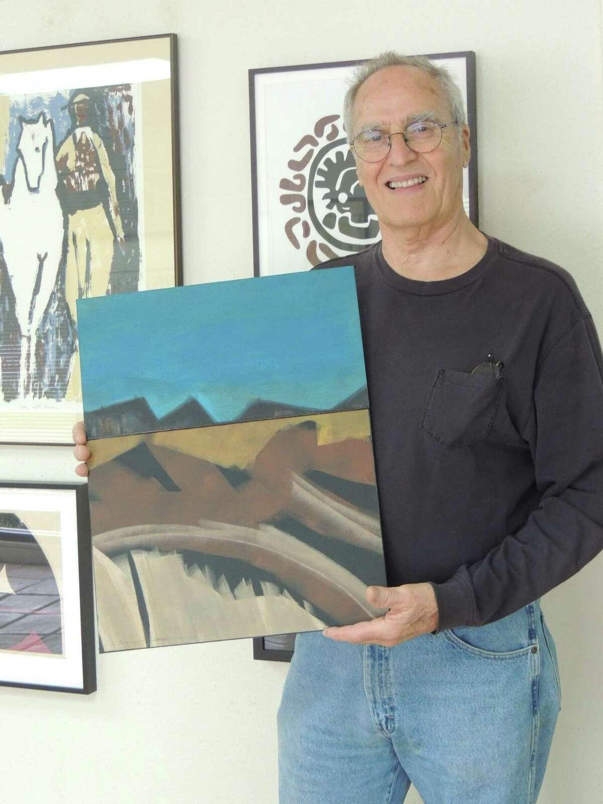 Richard Dean Conn was an award winning artist and ran three San Antonio art galleries throughout his career.