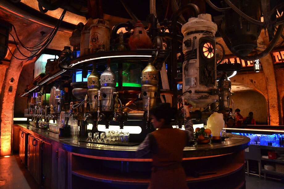 Star Wars: Galaxy's Edge at Disneyland in Anaheim, Calif. on Wednesday, May 29, 2019. Photo: Alyssa Pereira