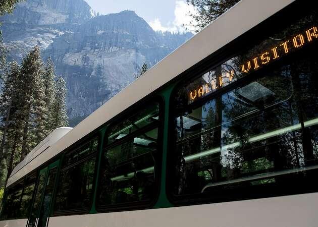 A ride around Yosemite no longer the serene trip it was