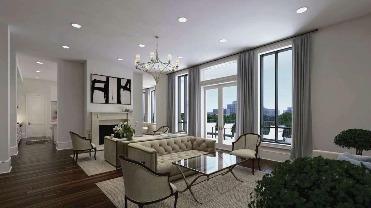 """Unique to The Revere at River Oaks is the """"sprawling"""" home size awaiting the residents, where units vary in size from 2,800 to more than 4,000 square feet. (Photo courtesy of Sudhoff)"""