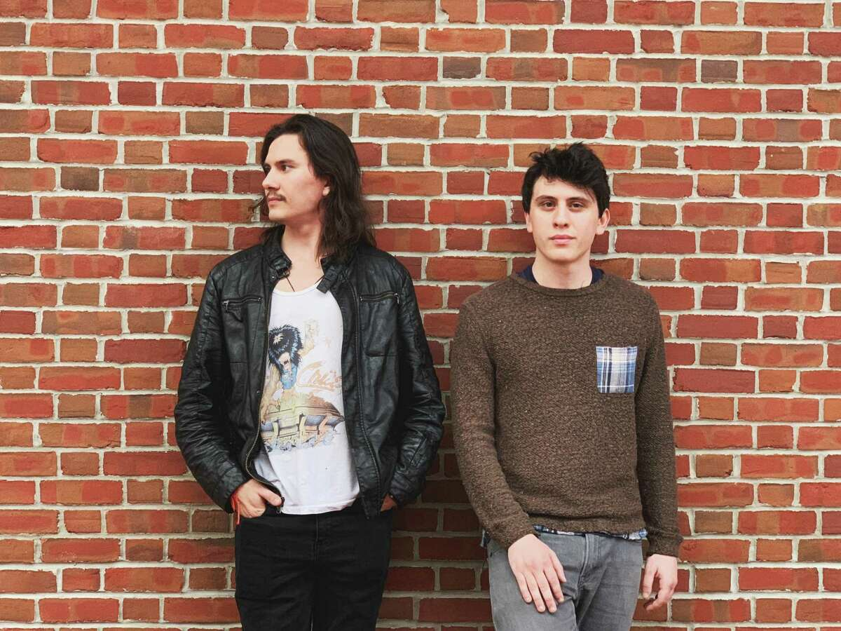Fairfield natives Dylan Levinson, left, and Connor Levinson - Sons of Levin - will play an EP release show at Fairfield Theatre Company's StageOne June 21.