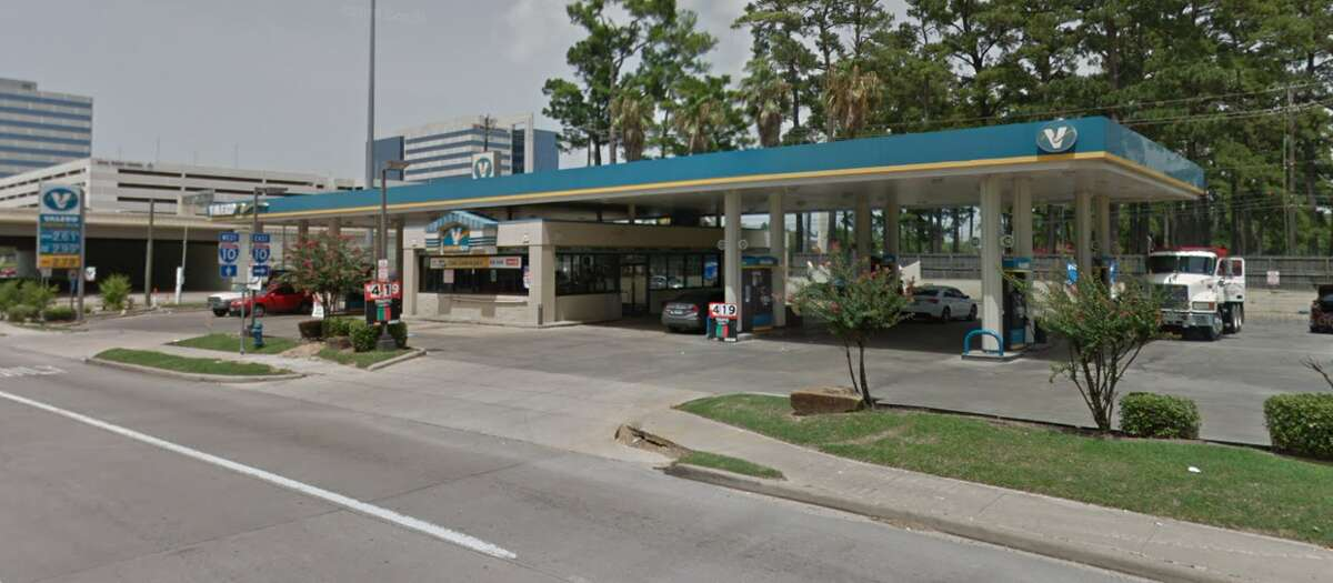 Gas station 13155 Katy Fwy. Cases with skimmers found: 1