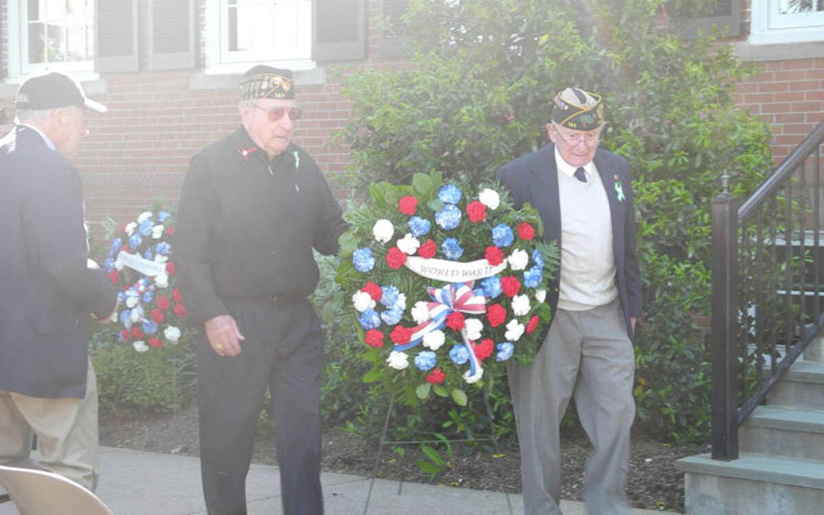 Memorial Day in Trumbull