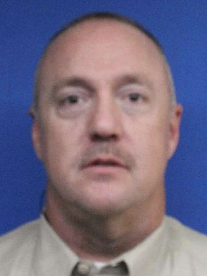 Deputy Richard Whitten who was shot during a gunfight with suspect Pavol Vido. Deputy Whitten is currently hospitalized along with 2 other victims. Photo: Liberty County Sheriff's Office / handout