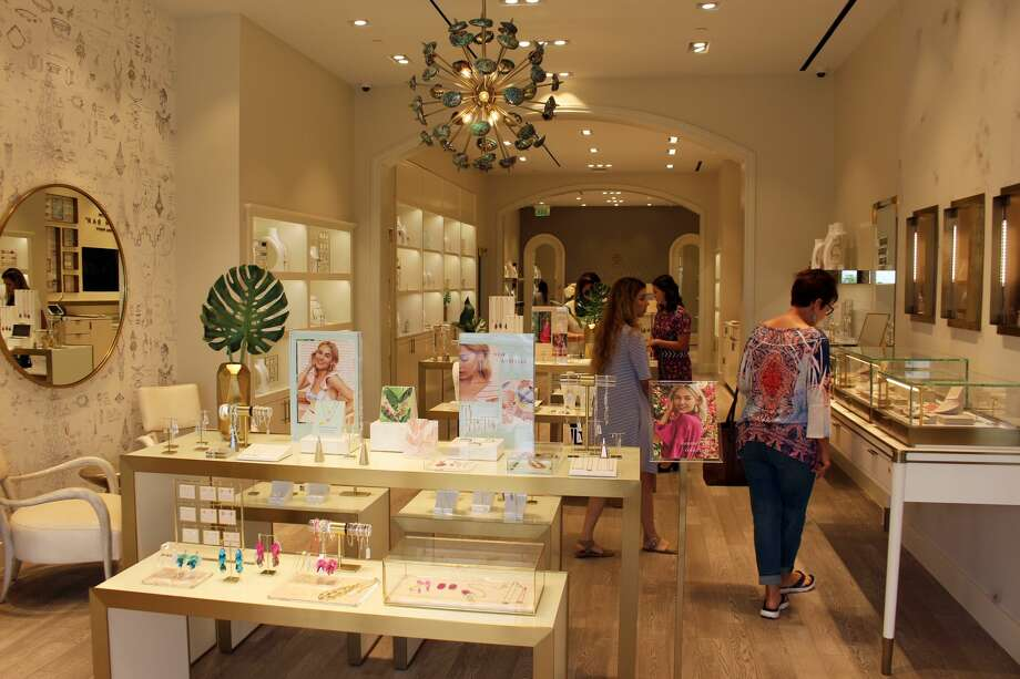 Austin-based Kendra Scott opened its first Midland store Friday, May 31, at the The Commons at Northpark. Photo: Mercedes Cordero/Midland Reporter-Telegram