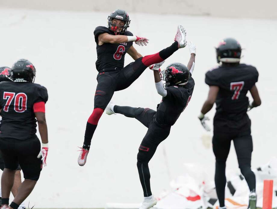 Westfield shutout host Aldine 67-0 to stay unbeaten in District 16-6A, Oct. 26, at Thorne Stadium. Photo: Wilf Thorne / Contributor / © 2018 Houston Chronicle