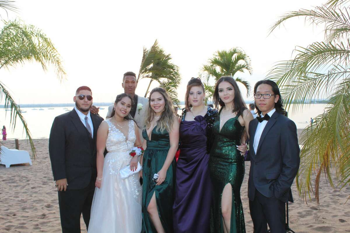 Stratford High School held its prom at Anthony's Ocean View in New Haven on May 31, 2019. Were you SEEN?