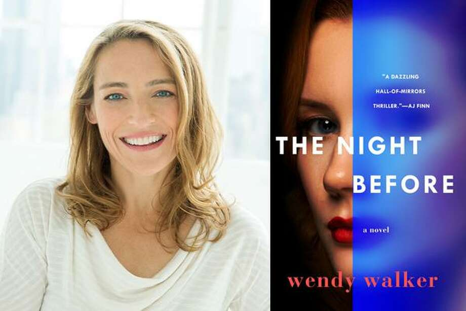Author Wendy Walker will discuss her work at the Gunn Memorial Library on June 18. Photo: Contributed Photo