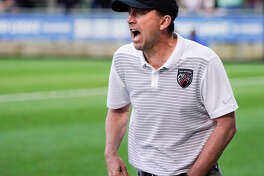 San Antonio FC coach Darren Powell and his team are scheduled to play Cardiff City FC on July 13 at Toyota Field.