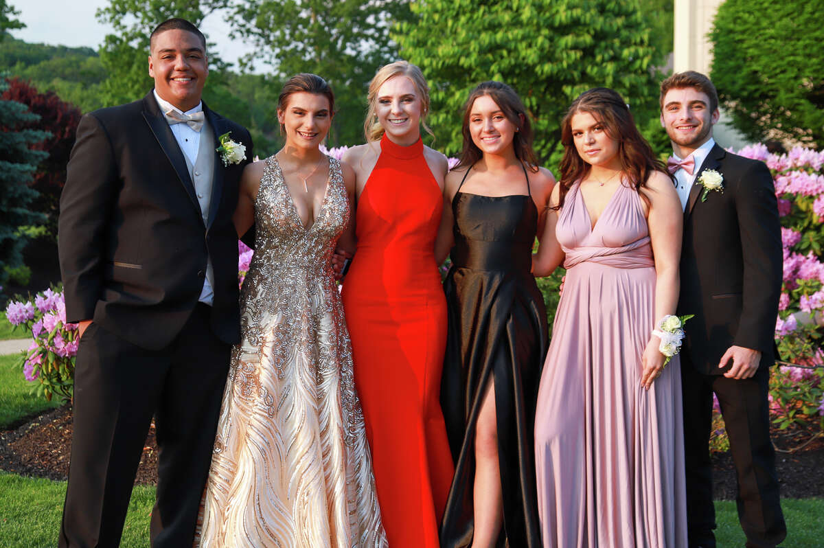 Brookfield High School held its prom at the Waterview in Monroe on May 31, 2019. Were you SEEN?