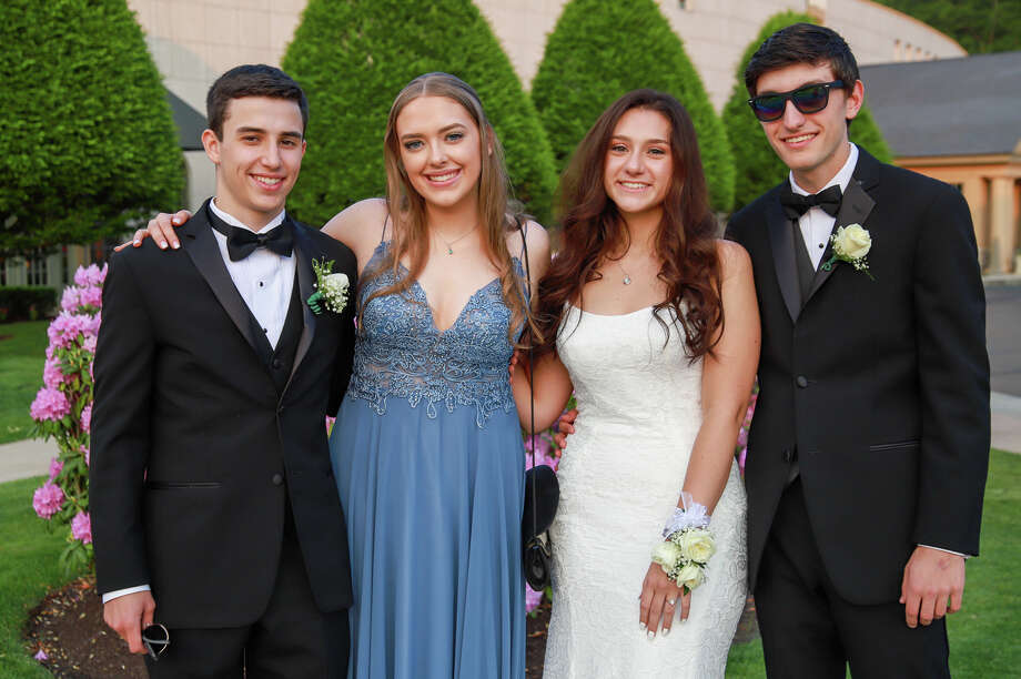 Brookfield High School held its prom at the Waterview in Monroe on May 31, 2019. Were you SEEN? Photo: Ken (Direct Kenx) Honore / Hearst CT Media / DIRECT KENX MEDIA