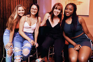 Photo's show vibrant party scene at one of San Antonio's hottest nightclubs, Burnhouse, Friday night, May 31, 2019.