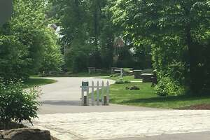State police returned to the reservoirs near Fotis Dulos' Jefferson Crossing home on Thursday in the search for Jennifer Dulos.