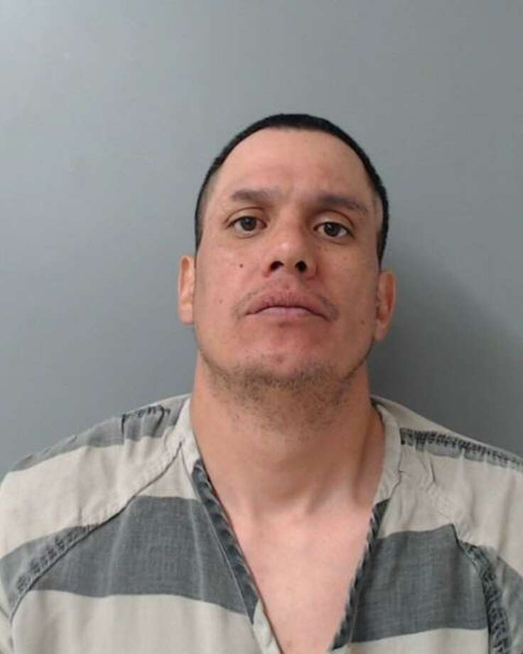 Jaime Alvarez, 43, was arrested and charged with terroristic threat, family violence. Photo: /