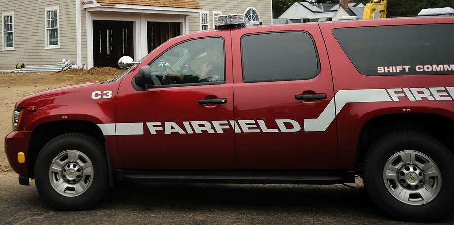 File photo of a Fairfield fire unit Photo: Brian A. Pounds / Hearst Connecticut Media