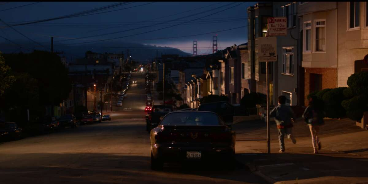 The younger Sasha Tran (played byMiya Cech) lives next door to her best friend, Marcus Kim (Emerson Min), and in a nostalgic turn through the city, you see their two families live in the Richmond District of San Francisco.