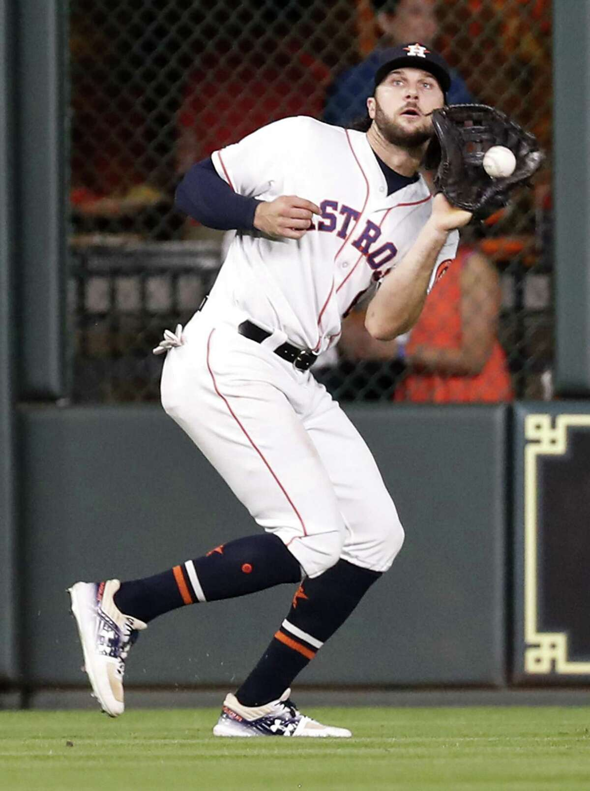 If Marisnick's plate prowess ever approached his fielding skills and earned him everyday duty, his teammates believe he would be a shoo-in for a Gold Glove.