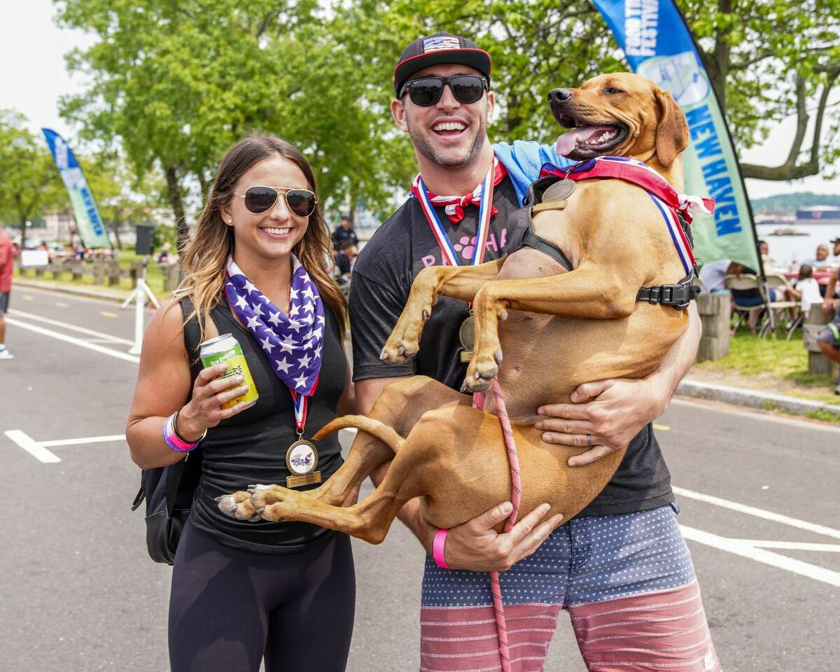 The New Haven Food Truck Festival was held on the Long Wharf waterfront on June 1, 2019. Festival goers enjoyed New Haven street food and a day-long concert. Were youSEEN?