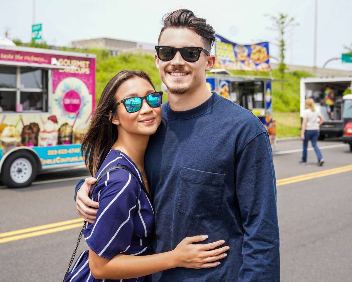 The New Haven Food Truck Festival was held on the Long Wharf waterfront on June 1, 2019. Festival goers enjoyed New Haven street food and a day-long concert. Were you SEEN?