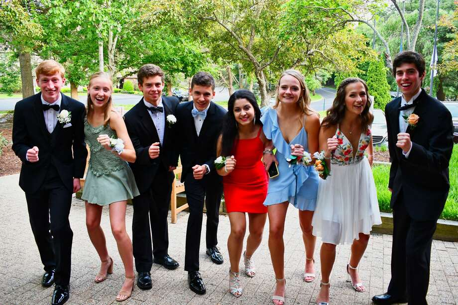 Fairfield Warde held its prom at the Trumbull Marriott on June 1, 2019. Were you SEEN? Photo: Vic Eng / Hearst Connecticut Media Group