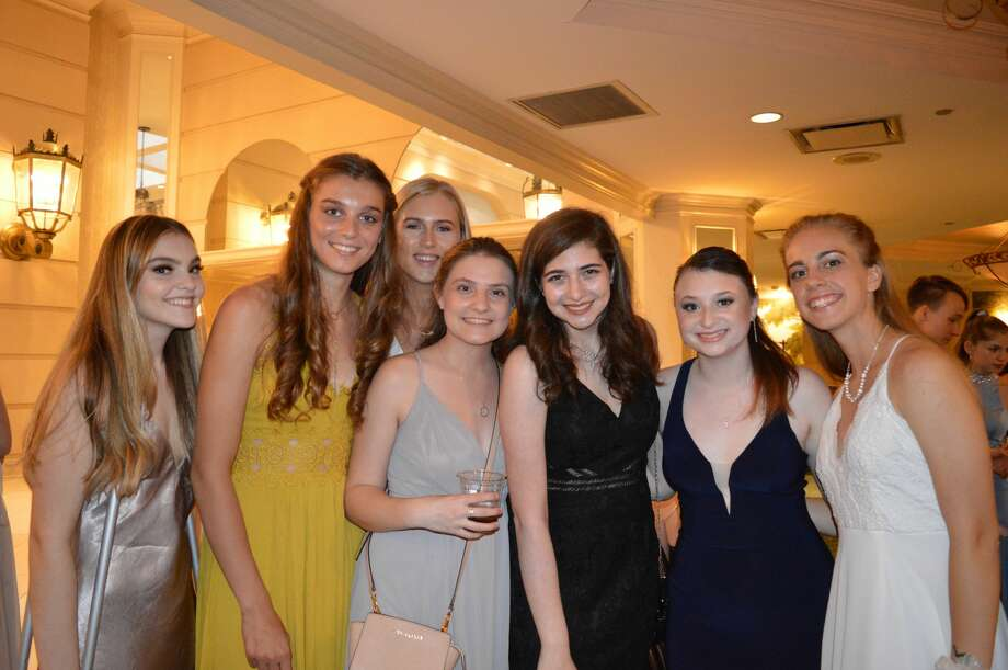 Westport's Staples High School held its prom at the Stamford Marriott on June 1, 2019. Were you SEEN? Photo: Todd Tracy