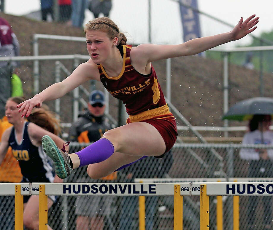 Division 4 State Track Finals Photo: Paul P. Adams/Huron Daily Tribune