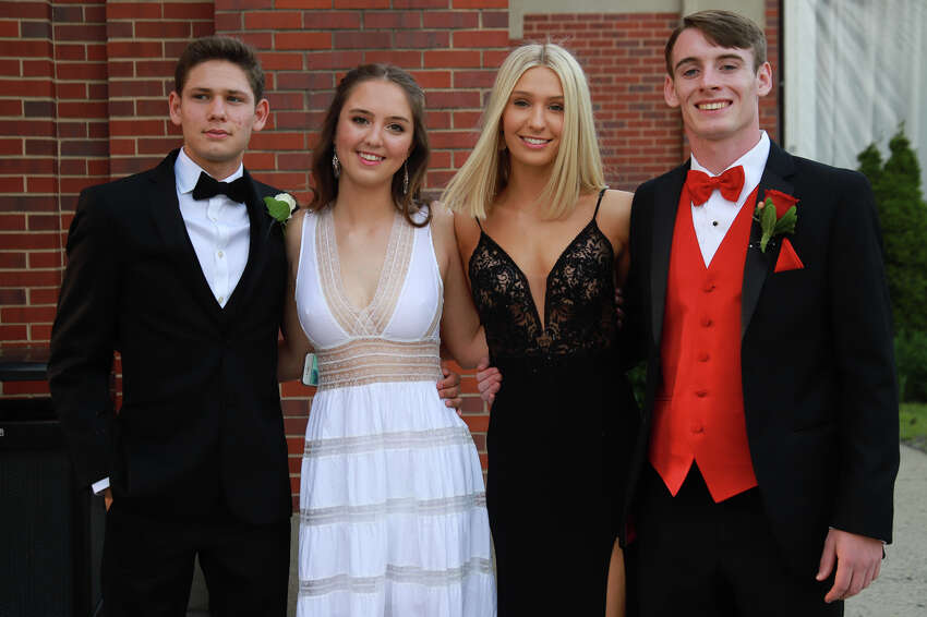 Greenwich High School held its prom at the Greenwich Hyatt on June 1, 2019. Were you SEEN?