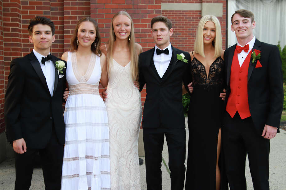 Greenwich High School held its prom at the Greenwich Hyatt on June 1, 2019. Were you SEEN? Photo: Ken (Direct Kenx) Honore / Hearst CT Media / DIRECT KENX MEDIA