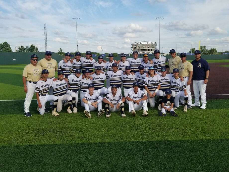 The Alexander baseball team was eliminated by No. 5 Lake Travis in the state regionals finals as the Cavaliers swept the Bulldogs Saturday. Photo: Courtesy Of Alexander Athletics