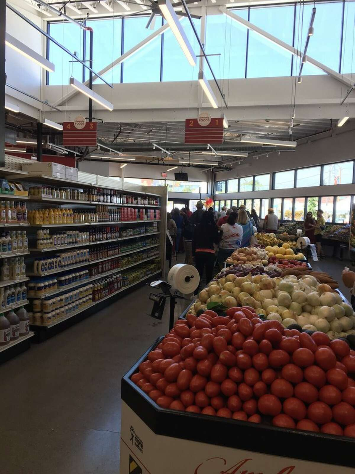 Community Foods Market, the first full-service grocery store in West Oakland in over 40 years, opened on June 1, 2019.