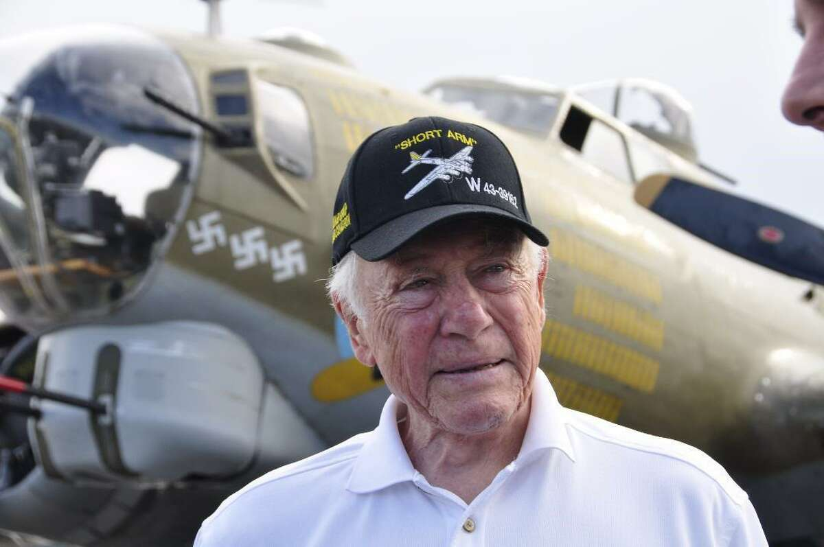 """Longtime Greenwich resident Robert S. Wylie, a Word War II veteran, will speak on """"D-Day, Operation Overlord, June 6, 1944, witness and participant,"""" on Wednesday at the Greenwich Retired Men's Association at 10:40 a.m. Wednesday at the First Presbyterian Church."""