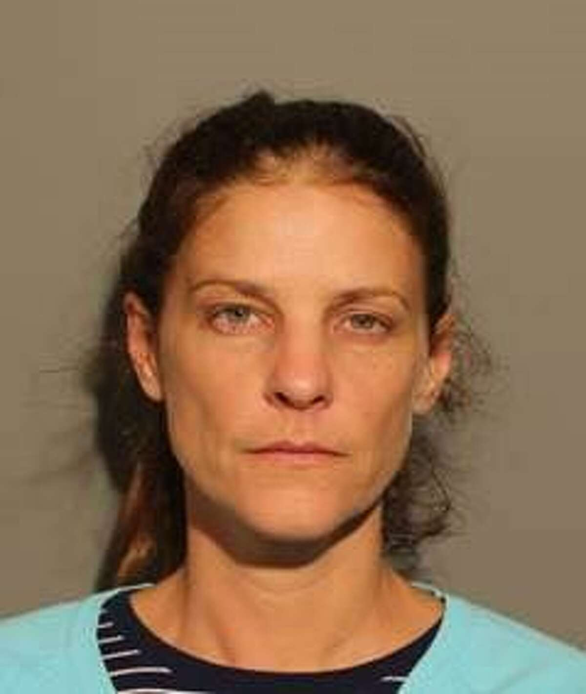 Michelle C. Troconis, 44, was arrested in connection with the disappearance of Jennifer Dulos, a New Canaan mother of five. Troconis, the girlfriend of Jennifer Dulos' estranged husband, was charged with tampering with or fabricating physical evidence and hindering prosecution in the first degree.