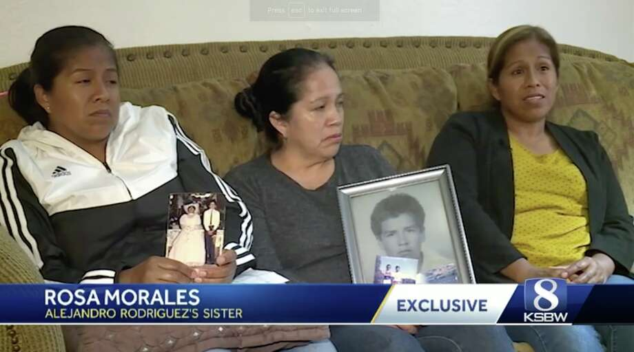Alejandro Rodriguez went missing in 1991, and his family in Monterey County is undergoing DNA tests to see if a body found in Colorado is that of their family member. Photo: KSBW