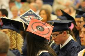The Unionville-Sebewaing Area High School graduated its class of 2019 on Sunday. Fifty-five students were in the graduating class.