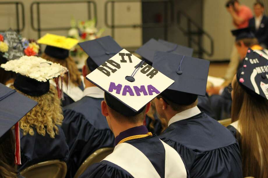 The class of 2020 is sailing into uncharted waters. Photo: Robert Creenan/Huron Daily Tribune