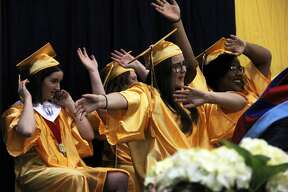 Seniors move on to the next chapters of their lives as the Class of 2019 graduates from North Huron High School.