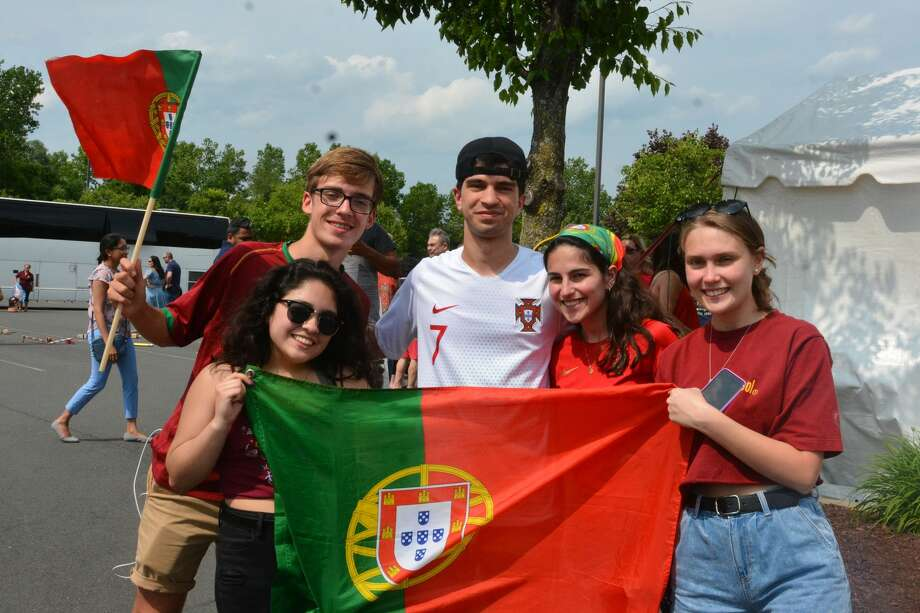 The Portuguese Cultural Center of Danbury held its annual Portuguese Day celebration on June 2, 2019. Guests enjoyed traditional Portuguese food, music and dance. Were you SEEN? Photo: Vic Eng / Hearst Connecticut Media Group