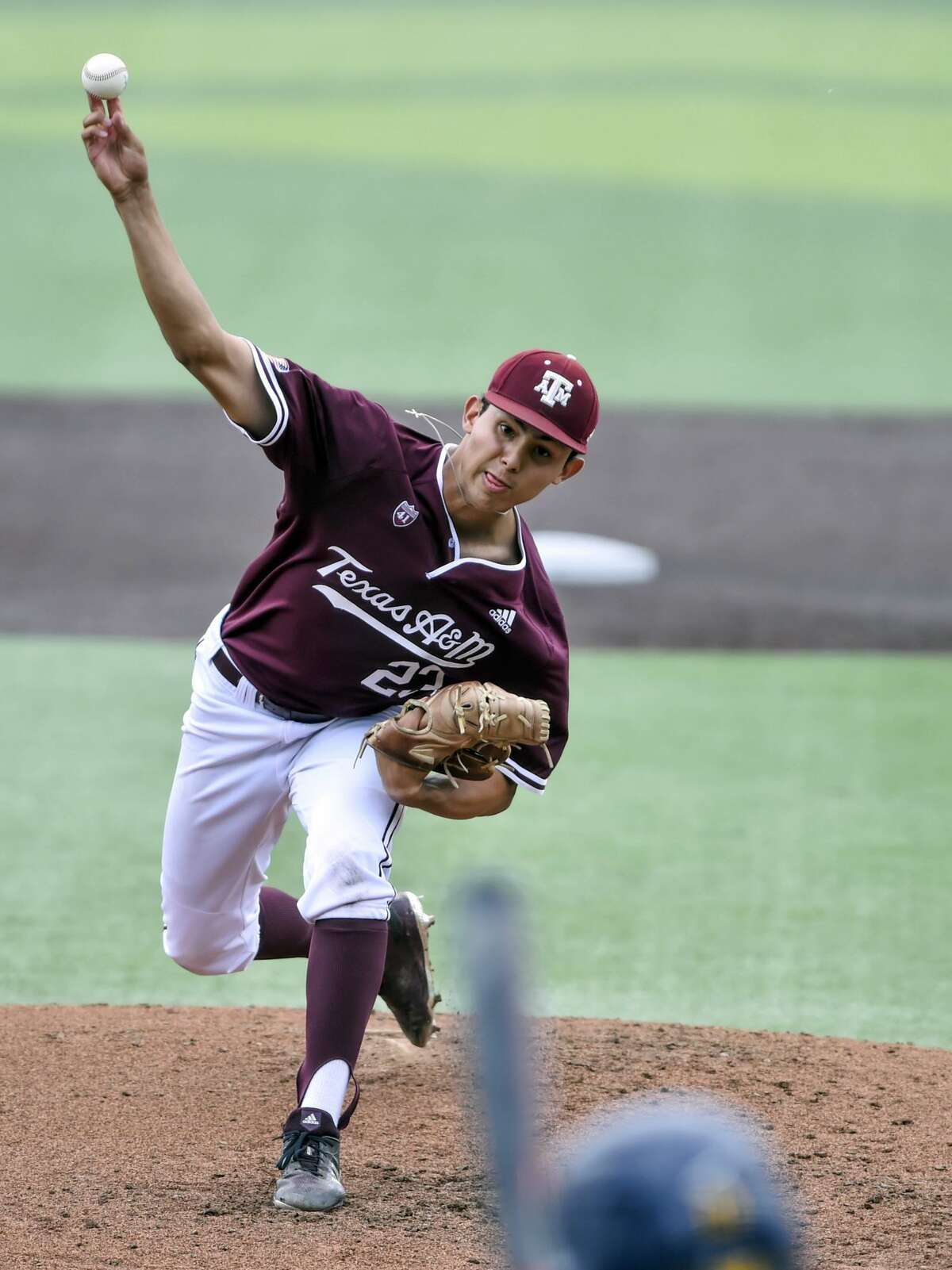 Christian Roa, RHP, Texas A&M (Memorial High School)Picked: Second round, 48th overall to the Cincinnati Reds Approximate pick value: $1.54 million