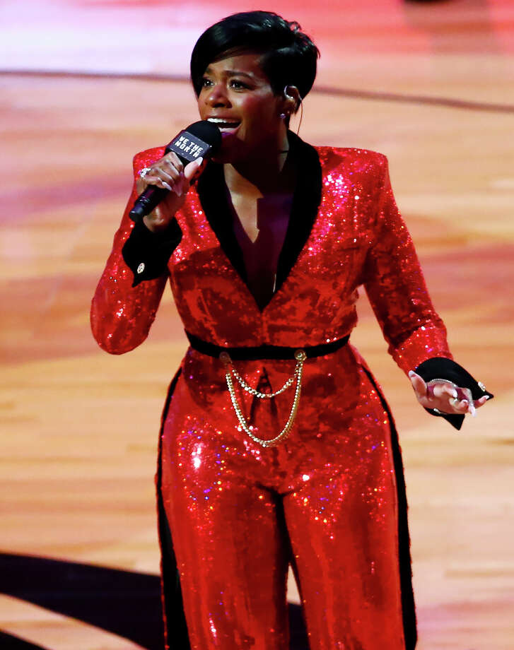 Singer and songwriter Fantasia Barrino Photo: Vaughn Ridley, Getty Images / 2019 Getty Images