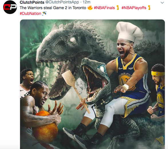Warriors Home Games 2019: Raptors, Drake Shredded By Memes After Losing To Banged-up
