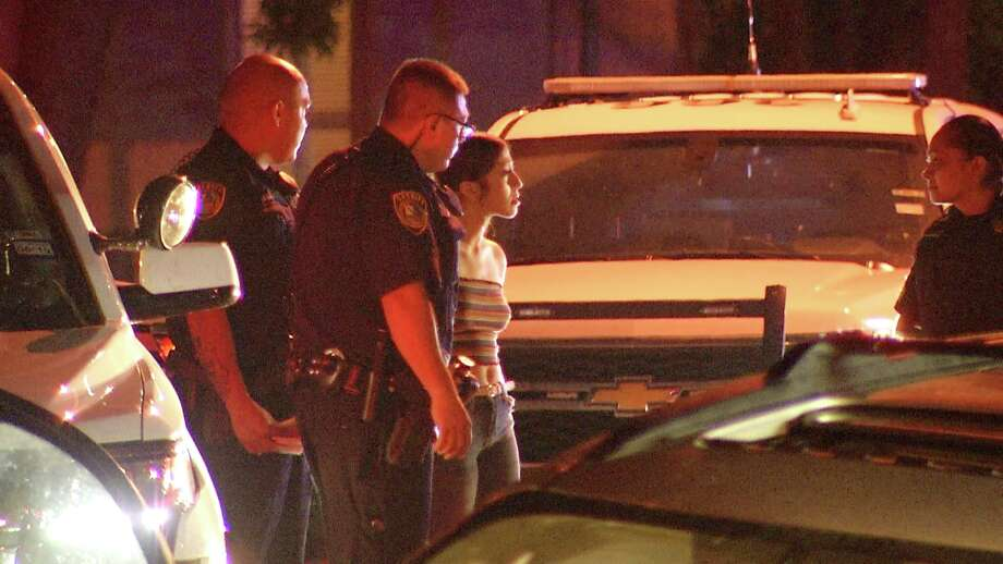 Five women were arrested overnight Monday after they led deputies on a high-speed chase, according to the Bexar County Sheriff's Office. Photo: Ken Branca