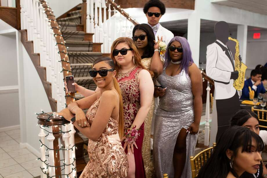 Bridgeport's Central High School held its prom at Villa Bianca in Seymour on May 23, 2019. Were you SEEN? Photo: Alex Torres