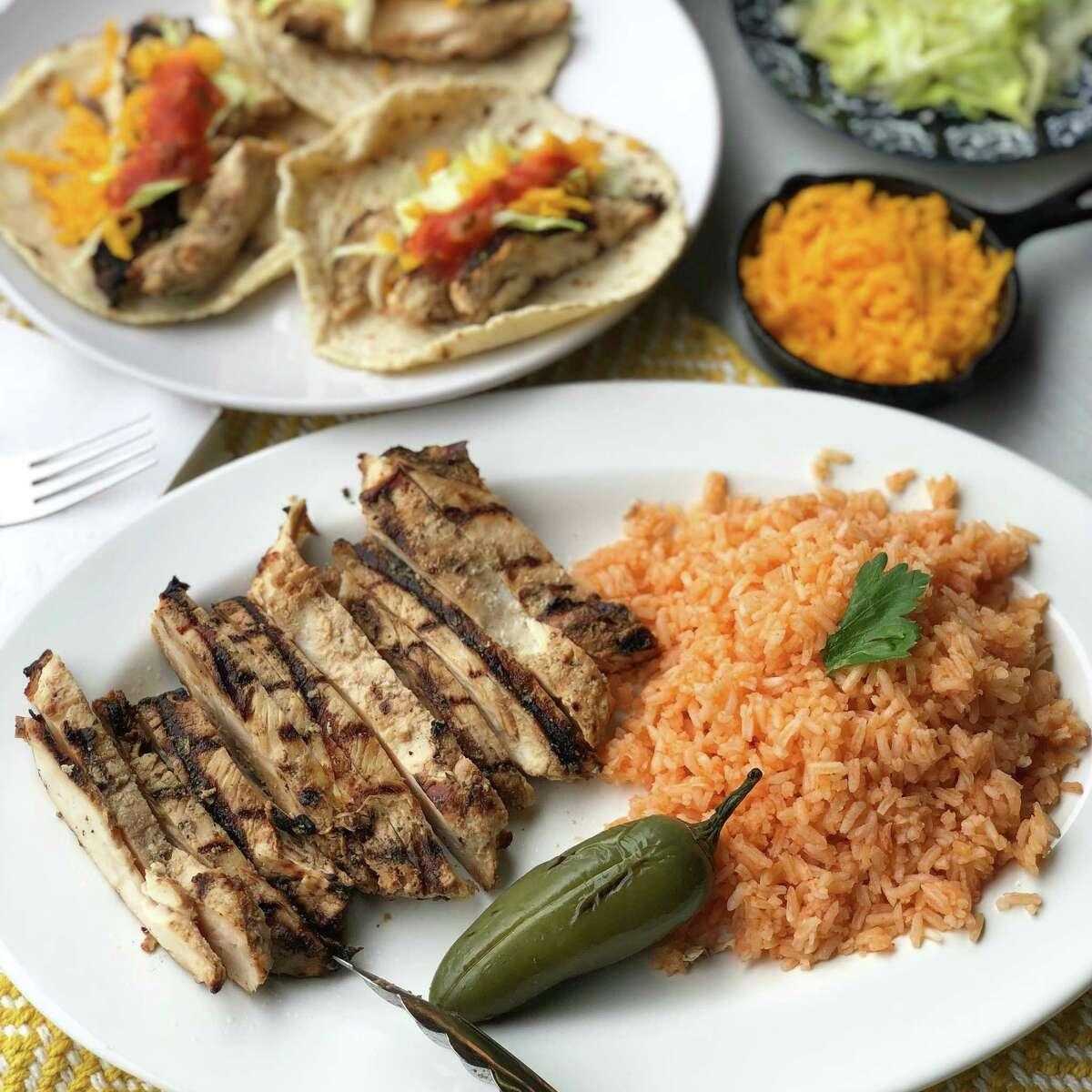 Fajita Pete's fajita delivery restaurant is expanding.