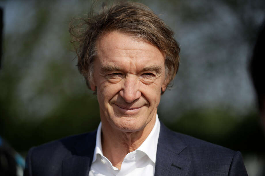 Britain's richest person Jim Ratcliffe, the founder of the INEOS Chemicals company, is interviewed by The Associated Press in April 2019. Ineos announced its expanding its operations in the Middle East with a $2 billion investment and partnership with Saudi Aramco and the French oil major Total SA. Photo: AP Photo/Matt Dunham